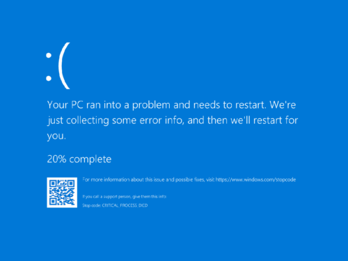 Microsoft publie un correctif en réponse aux plantages des mises à jours de Microsoft 365