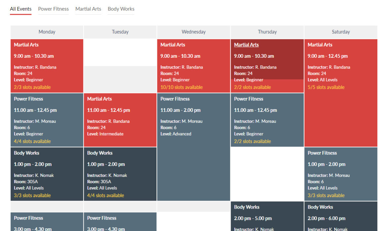 Idevart web Rennes: Une extension WordPress de planning horaire pour votre établissement