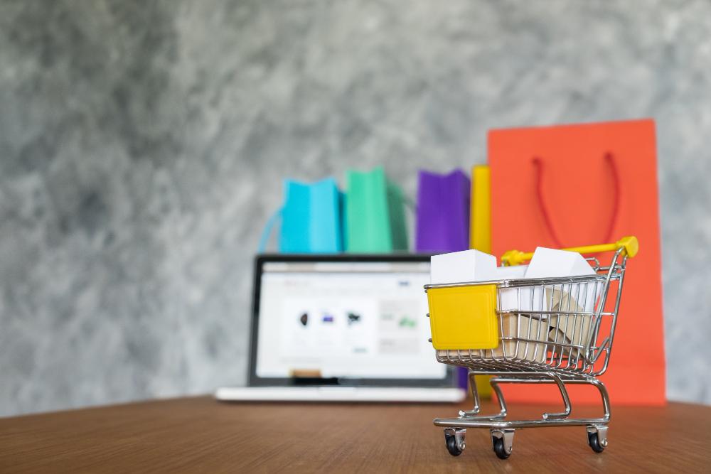 Offre de création de boutique en ligne pour la vente de matériel électronique